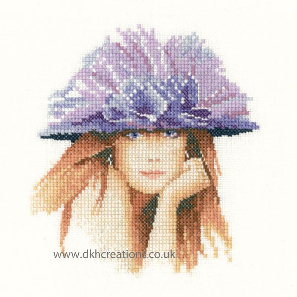 Miranda Miniature Evenweave Cross Stitch Kit